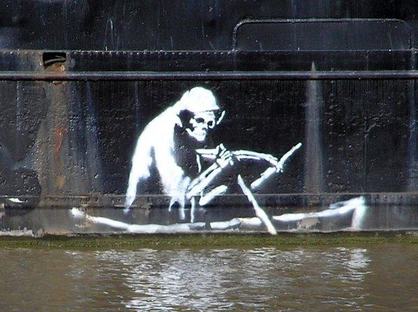 Spot Bristol's Banksy Originals