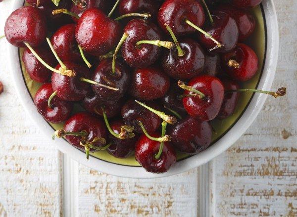 food, fruit, produce, plant, cherry,