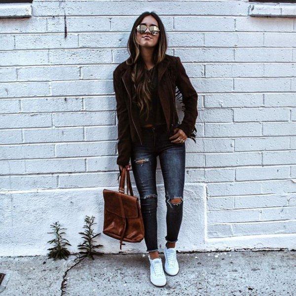 clothing, footwear, denim, winter, outerwear,