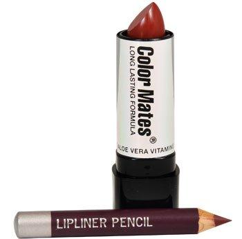 Colormates' Lipstick and Lip Liner