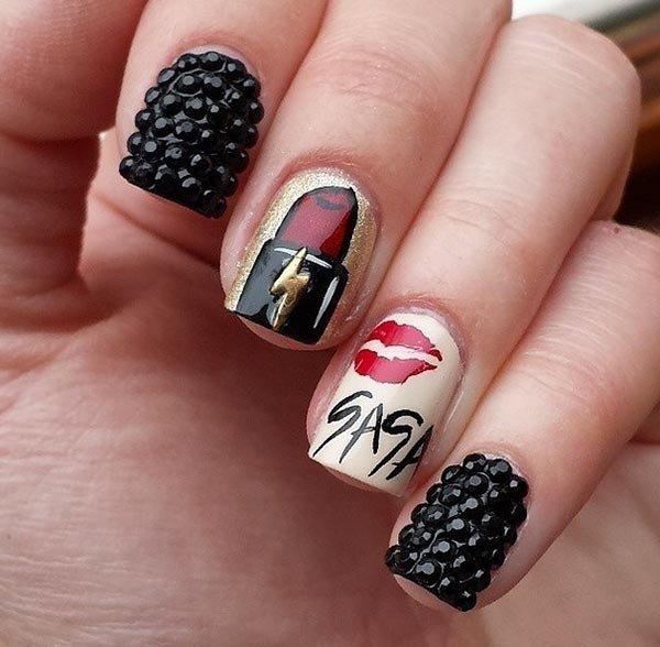 nail, finger, nail care, nail polish, manicure,
