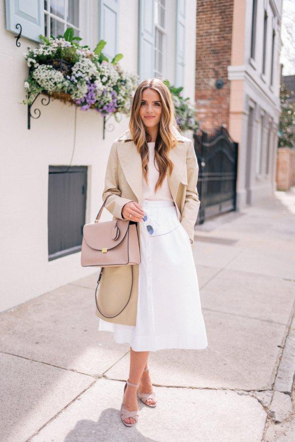 white,clothing,pink,dress,coat,
