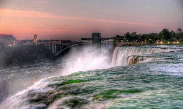 Niagara Falls – Canada/USA