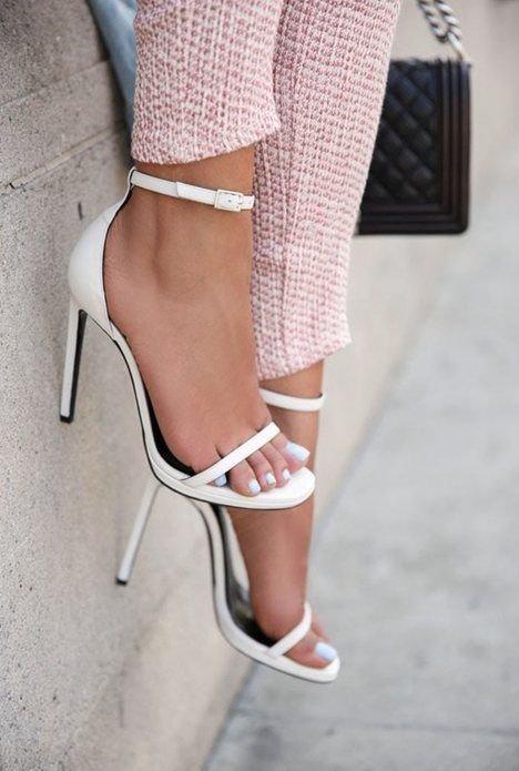 footwear,white,clothing,pink,high heeled footwear,
