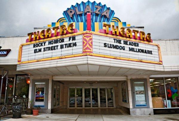 The Plaza Theater, Georgia
