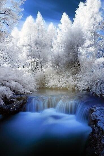Kerosene Creek, New Zealand