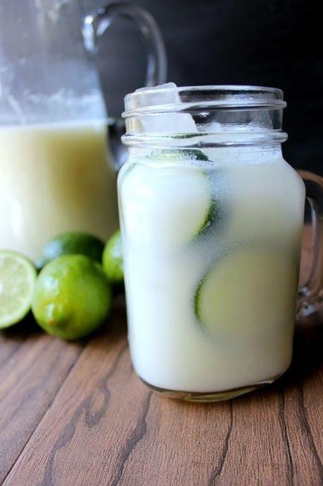 Brazilian Lemonade