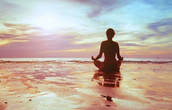 sea, horizon, sky, vacation, ocean,