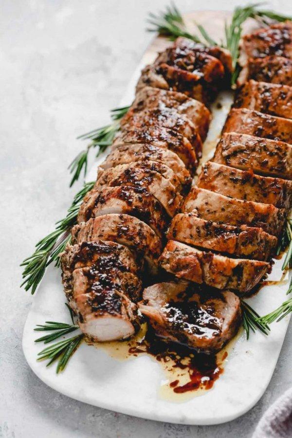 Dish, Cuisine, Food, Ingredient, Pork loin,