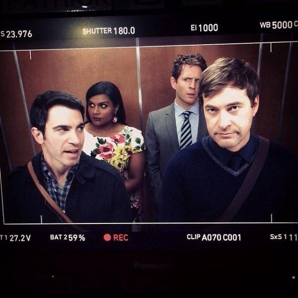 Elevator Scenes