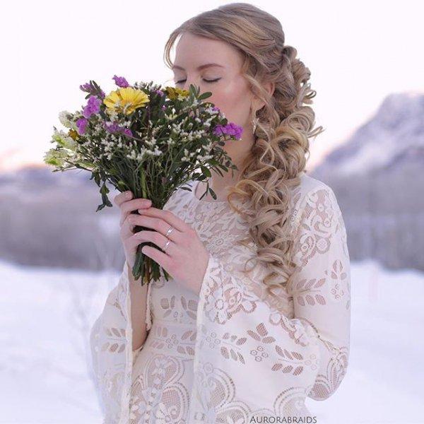color, lavender, flower, woman, lilac,