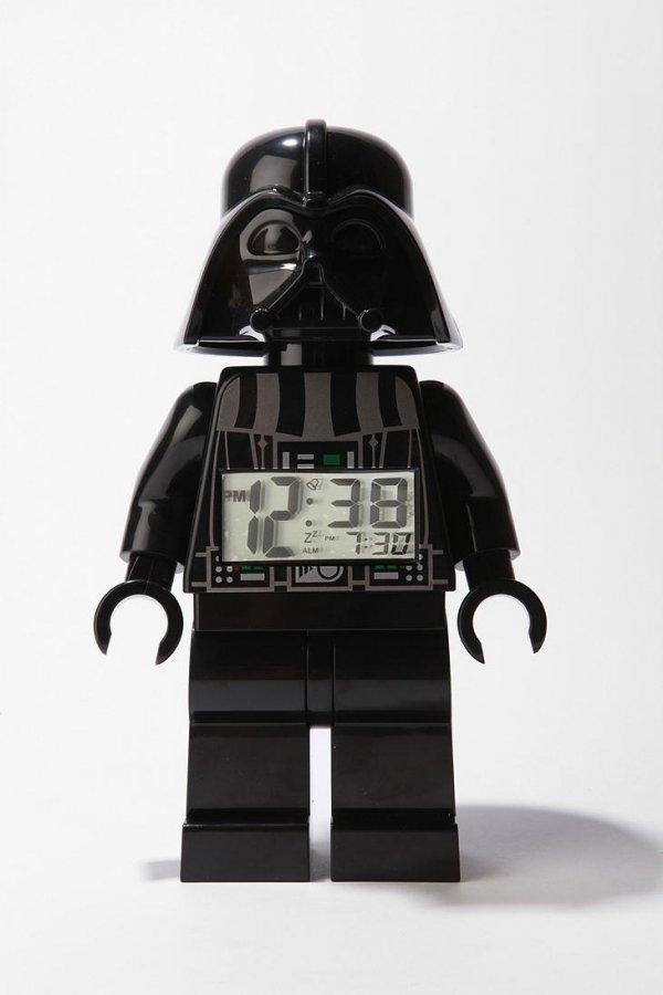 Darth Vader Mini Lego Alarm Clock