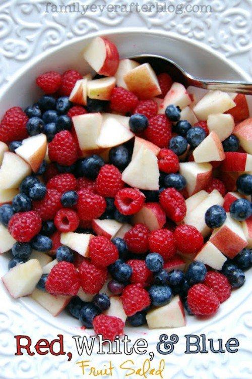 food, frutti di bosco, produce, berry, dessert,