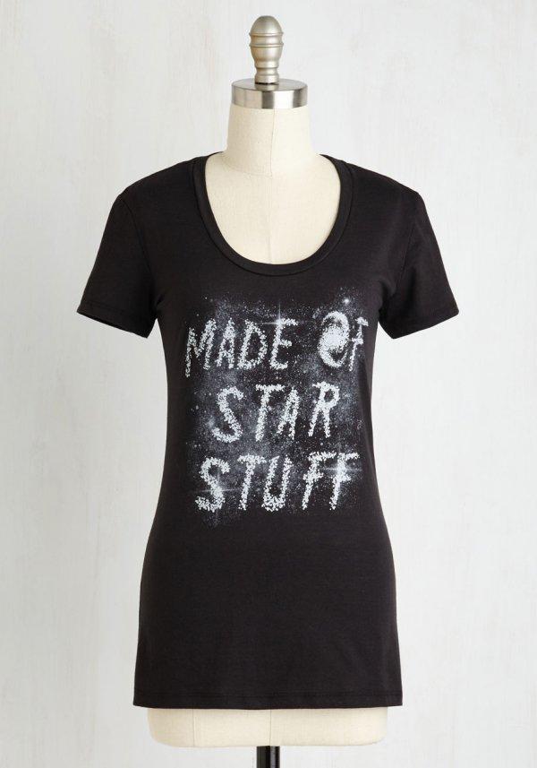 Made of Star Stuff