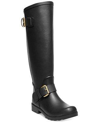 Steve Madden Women's Dreench Rain Boots