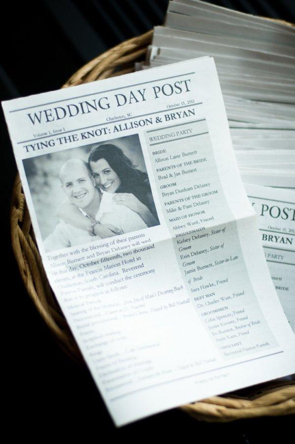 Wedding Day Post
