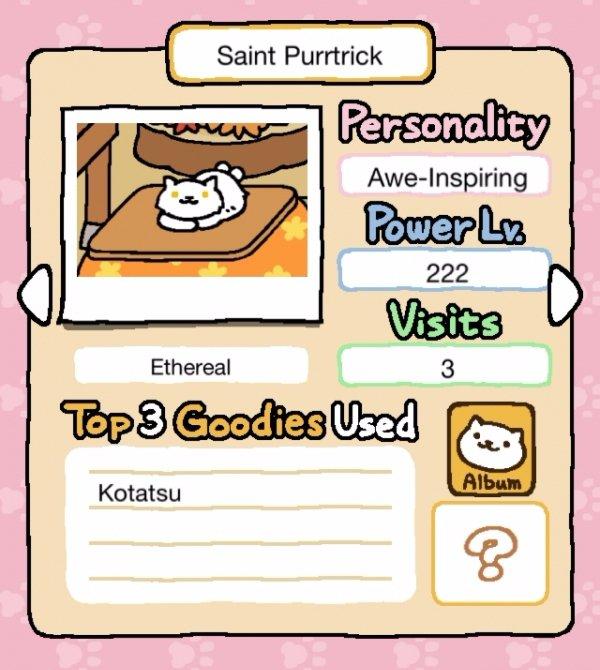 Saint Purrtrick