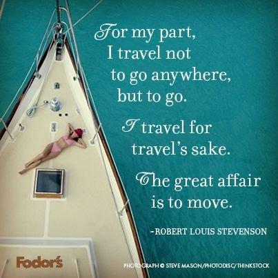 Travel's Sake