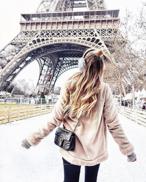 Eiffel Tower,clothing,winter,season,art,