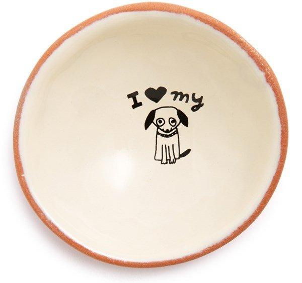 Natural Life 'I Heart My Dog' Trinket Dish