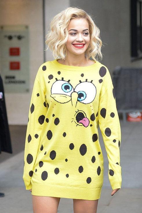 In Spongebob