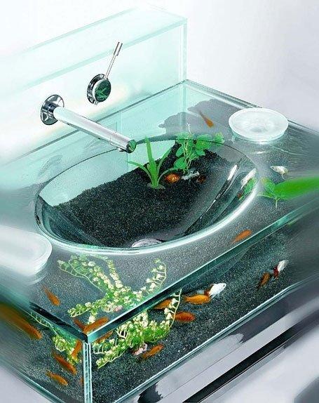 green,sink,glass,plumbing fixture,