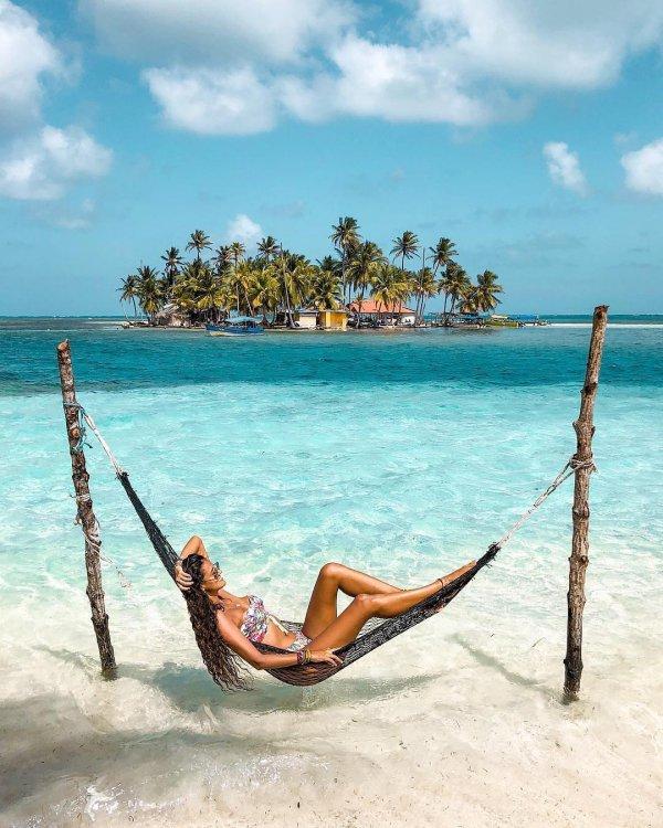 Sky, Vacation, Caribbean, Sea, Tropics,