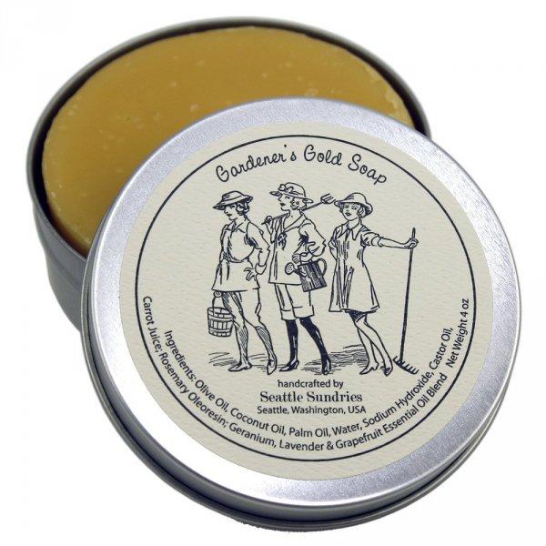 Gardeners Gold Soap