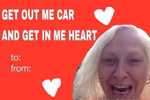 Me Mum's Car