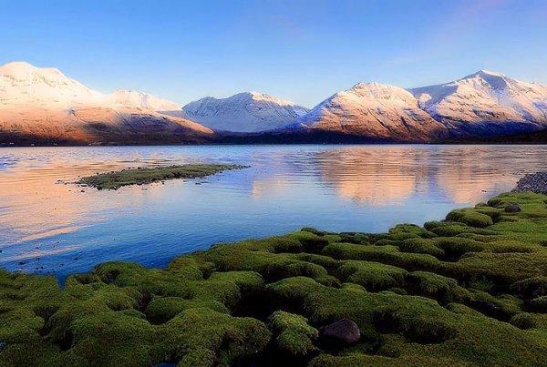 The Scottish Highlands, Scotland