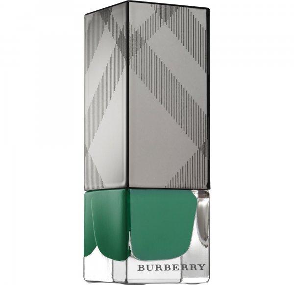 BURBERRY Nail Polish in Sage Green