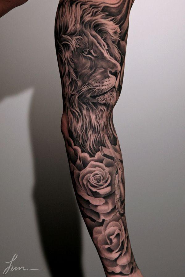 28 Animales Tatuajes Tienes Que Ver Para Creer