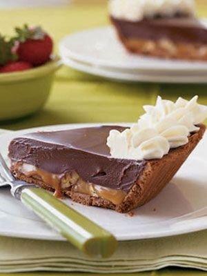 No-Bake Chocolate Tort