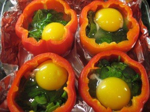 Breakfast Peppers