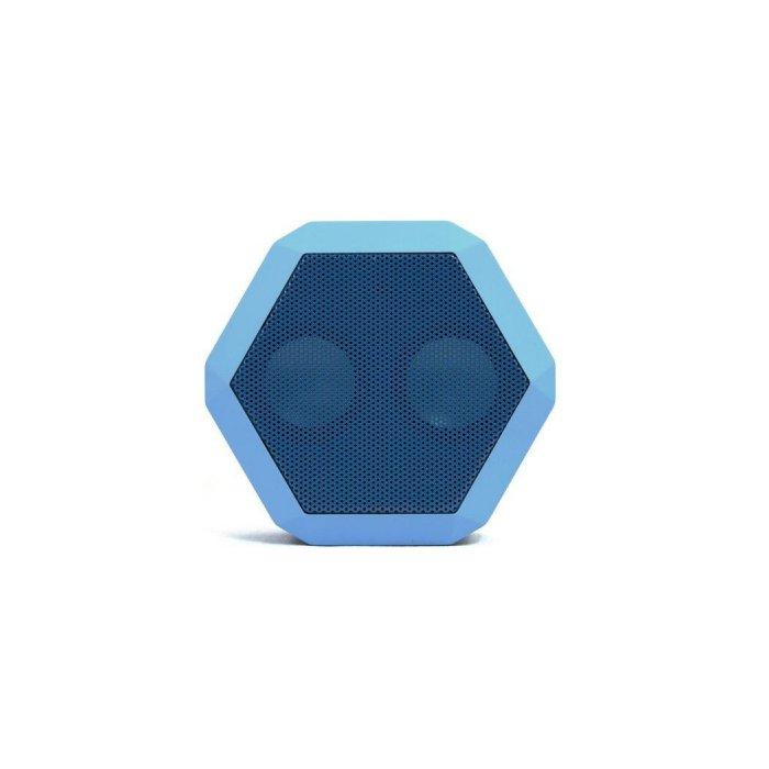 Boombotix REX Wireless Ultraportable Weatherproof Speaker (Electric Blue)