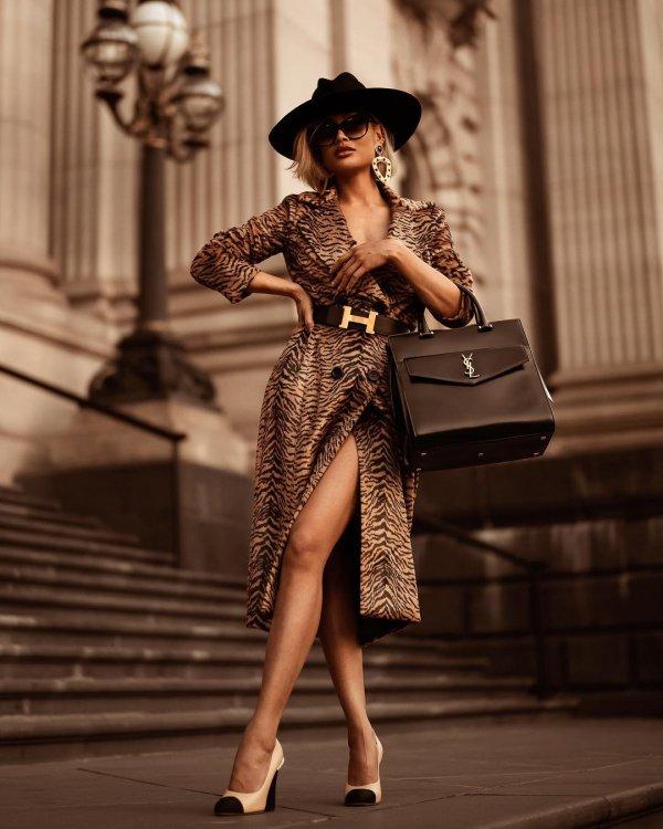 Clothing, Fashion model, Lady, Fashion, Dress,