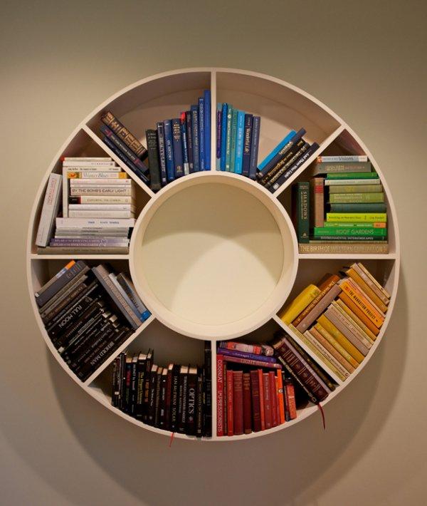 The Wheel Bookshelf