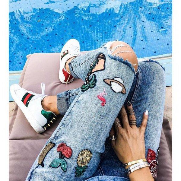 blue, art, textile, pattern, material,