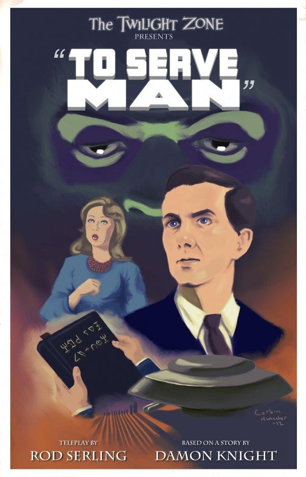 To Serve Man by Damon Knight