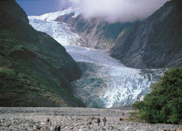 Freeze Frame Franz Josef and Fox Glaciers