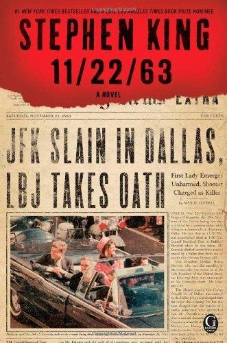 11/22/63 (Stephen King)