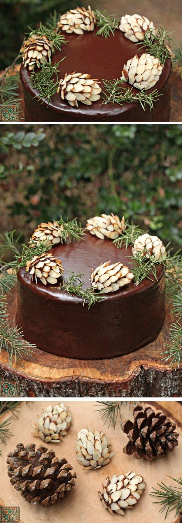 Chocolate Pine Cones