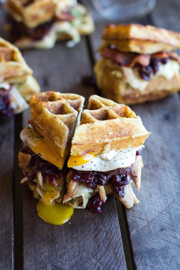 Small Triangle Sandwiches