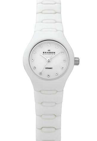 Skagen Small Ceramic Watch
