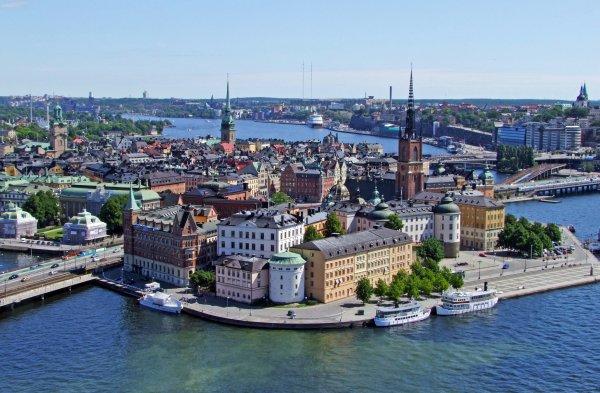 It's Home in Stockholm Archipelago That Calls to Elsa Hosk