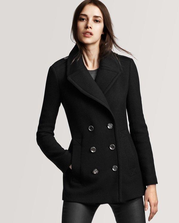 A Good Pea Coat
