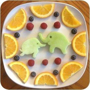 Funny Fruit for Children