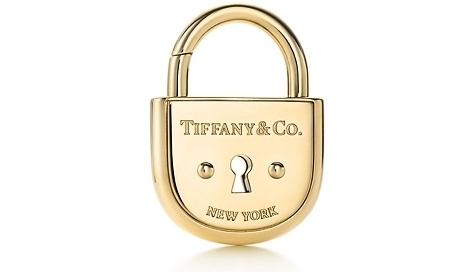 Tiffany Locks Arc Lock Bracelet