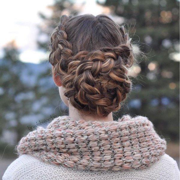 hair, hairstyle, brown, head, ringlet,