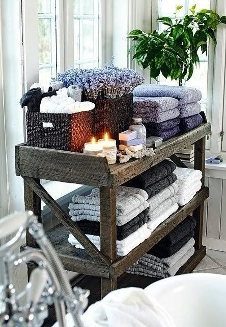 Buy the Nice Towels